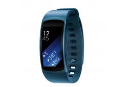 Фитнес браслет Samsung SM-R360 (Gear Fit2) Blue (SM-R3600ZBASEK)
