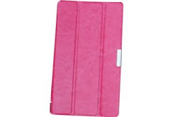 Чехол Leather Case для Asus Google Nexus 7 Pink
