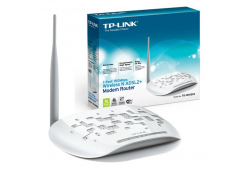 TP-LINK TD-W8151N Wireless ADSL2+ Router