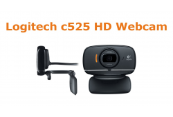 Веб-камера Logitech HD Webcam C525 (960-000722/960-000723)