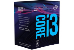 Процессор Intel Core i3-8100 (BX80684I38100) s1151 BOX