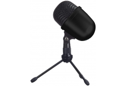 Микрофон AmazonBasics Desktop Mini Condenser Microphone Black