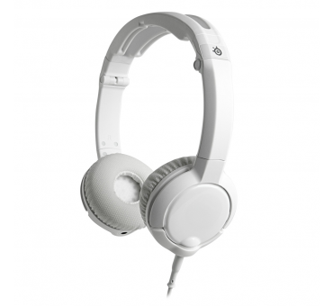Наушники SteelSeries Flux White
