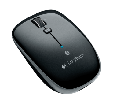 Мышь Logitech M557 Bluetooth Mouse Black (910-003959)