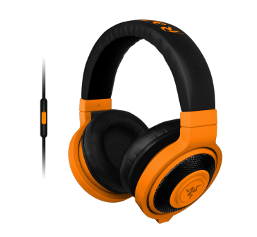 Наушники RAZER Kraken Mobile Neon Orange