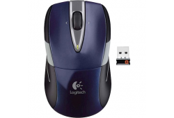 Мышь Logitech M525 Wireless Mouse (Blue)